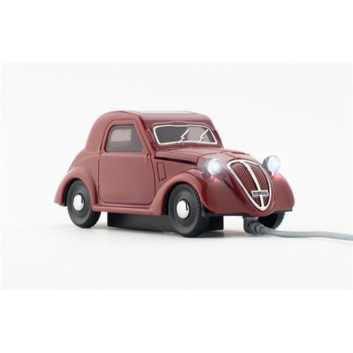 Myš CLICK CAR MOUSE Fiat Topolino Oldtimer (USB Wired)