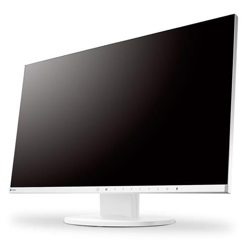 Monitor EIZO EV2450, 24'', LED, FHD, IPS, HDMI, DP, USB, piv, rep, white