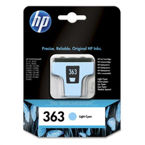 Kazeta HP HPC8774EE Light Cyan No. 363 5,5 ml