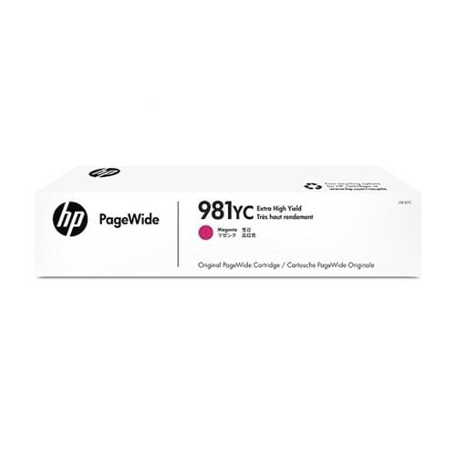 Kazeta HP 981YC Magenta Contract PageWide Crtg