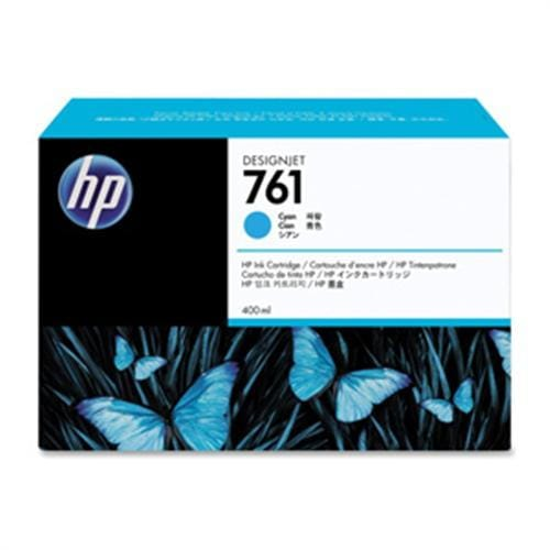 Kazeta HP CM994A  No. 761 ink cyan 400ml