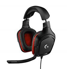 Logitech G332 Gaming Headset Leatheratte