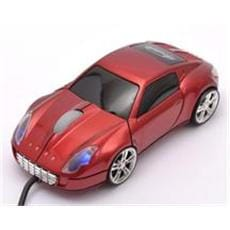 Myš ACUTAKE Extreme Racing Mouse R3 (RED) 1000dpi USB version (Lamborghini)