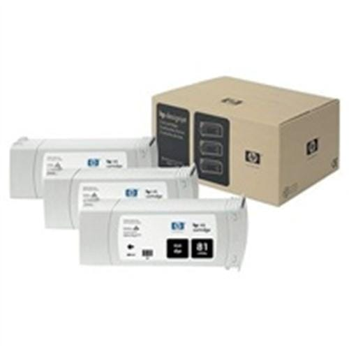 Kazeta HP HPC5066A HP NO.81 BLACK 3-INK MULTIPACK DG5000/5500