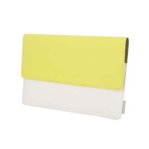 Puzdro Yoga tablet 3 8 sleeve and film Yellow