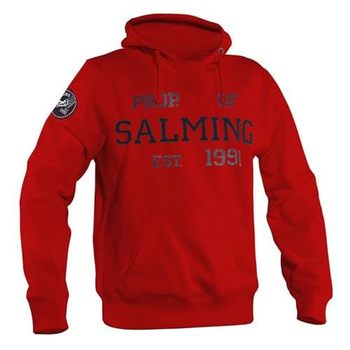SALMING Property Of Salming Hood Red M