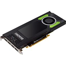 VGA HP Nvidia Quadro P4000 8GB 4x DP 1.4 VR Ready