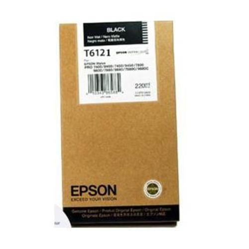 Kazeta EPSON SPro 7450/9450/7400/9400 photo black 220ml