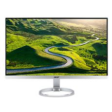 27'' LCD Acer H277HK - IPS,4K,4ms,60Hz,350cd/m2, 100M:1,16:9,HDMI,DP,USB,repro