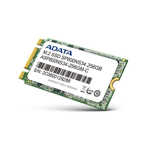 SSD ADATA SP600NS34 256GB M.2 SATA 2242