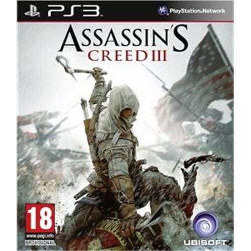PS3 hra - Assassins Creed III - CZ titulky
