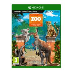 XBOX ONE - Zoo Tycoon Definitive Edition