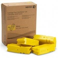 Kazeta XEROX ColorStix 108R00839 yellow COLORQUBE 9201/9202/9203/9301/9302/9303 (4ks)