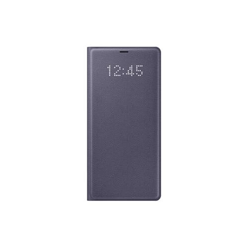Samsung LED View Cover pre NOTE 8 Orchid Gray