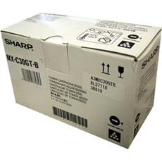 toner SHARP MX-C30GTB Black MX-C250/C300/C301, MX-C300PE