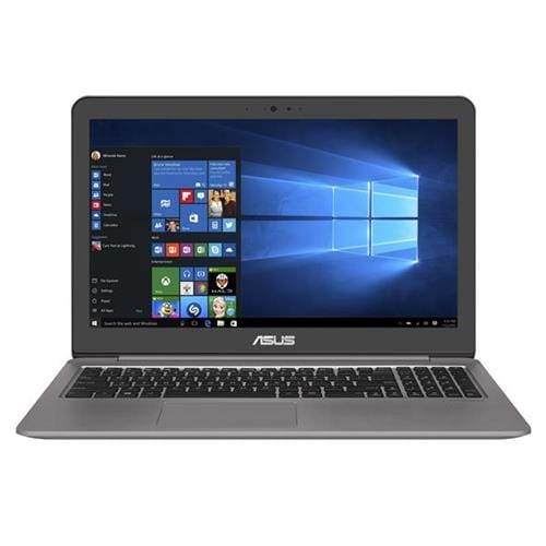 ASUS NB ZENBOOK UX510UX 15.6FHD i7-6500U 8G 1TB+128SSD integ.graf. Wifi BT HDMI podsv. kl. Win10 metal grey