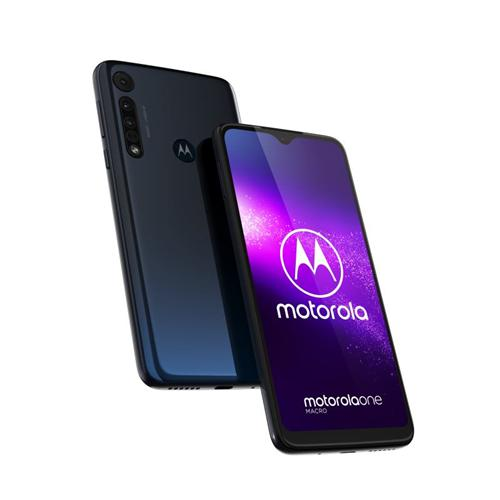 MOTOROLA One Macro 4G/64G DUAL Sim Deep Space