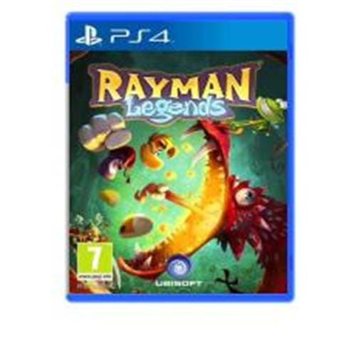 PS4 hra - Rayman Legends