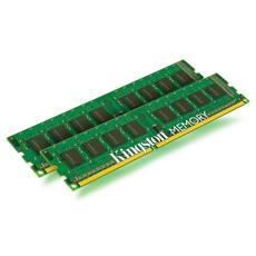 8GB DDR3-1600MHz Kingston CL11 SR x8, kit 2x4GB
