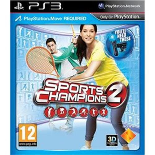 PS3 hra - Sports Champions 2