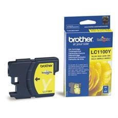 Kazeta BROTHER LC-1100 Yellow MFC-6490CW/DCP-6690CW
