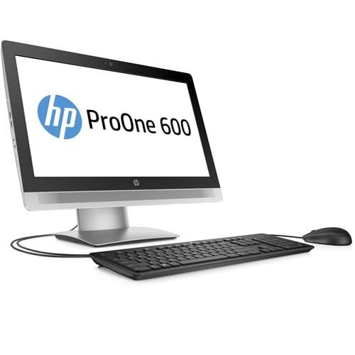 AiO PC HP ProOne 600 G2, i3-6100, 21.5 FHD Touch, IntelHD, 4GB, 128GB SSD, DVDRW, CR, a/b/g/n+BT, KLV+MYS, W10Pro, 3y, AdjH.