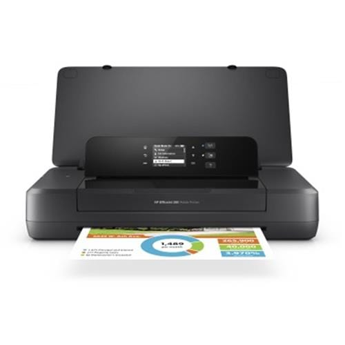 Tlačiareň HP Officejet 202 Mobile Printer