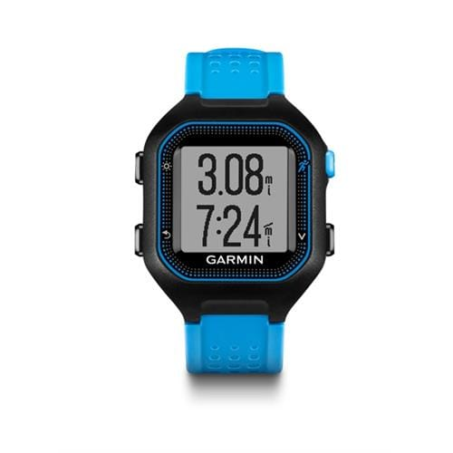 Garmin Forerunner 25, Black/Blue