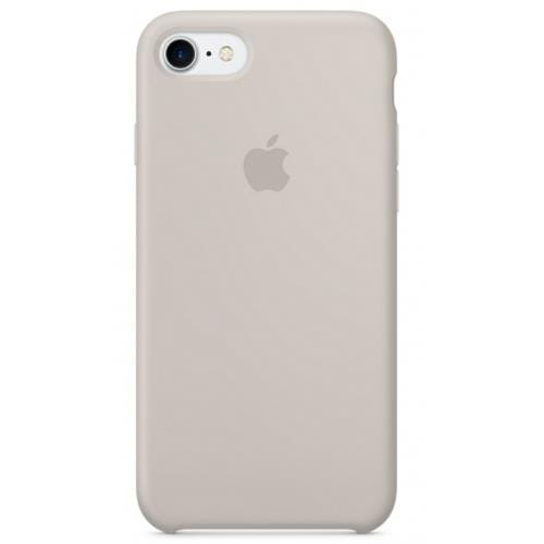 Apple iPhone 7 Silicone Case - Stone