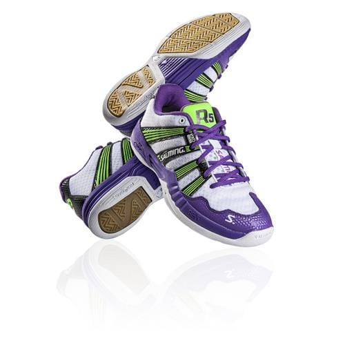 SALMING Race R5 2.0 Purple/White 8,5 UK, 43 1/3 EUR
