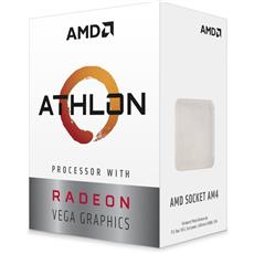CPU AMD Athlon 200GE 2core (3,2GHz)