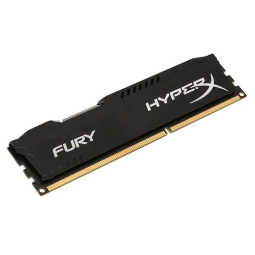 Kingston 4GB DDR3-1866MHz HyperX FURY Black