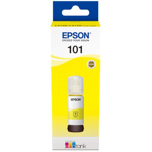 kazeta EPSON ecoTANK Yellow - 70ml (6.000 str)