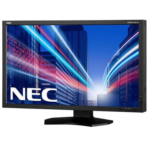 Monitor NEC PA272W, 27, AH-IPS, 2560x1440, 1000:1, 6ms, 350cd, DVI, HDMI, DP, čierny