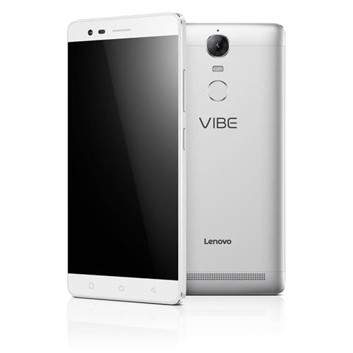 "LENOVO VIBE K5 NOTE Fingerprint, MT6755m 1.8GHz, 5,5"" FHD IPS,Dual-Sim, 3GB,32GB, Android 5.1SK,strieborný"