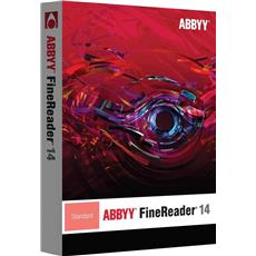 ABBYY FineReader 14 Standard / standalone / BOX