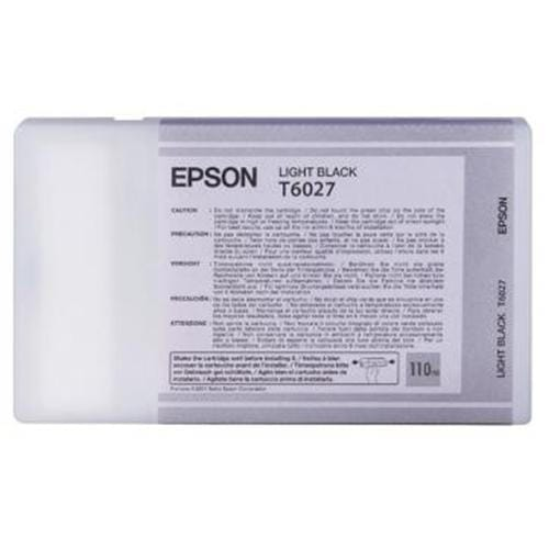 Kazeta EPSON Singlepack light black 110ml