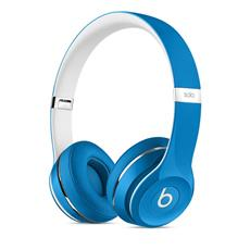 Apple Beats Solo2 On-Ear Headphones Luxe - Blue