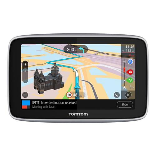 TomTom GO Premium 6'' World, Wi-Fi, LIFETIME mapy