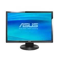 "Monitor ASUS VW22ATL, 22""W, LED, 1680x1050, 5M:1, 5ms, 250cd, D-SUB, DVI-D, repro, čierny"