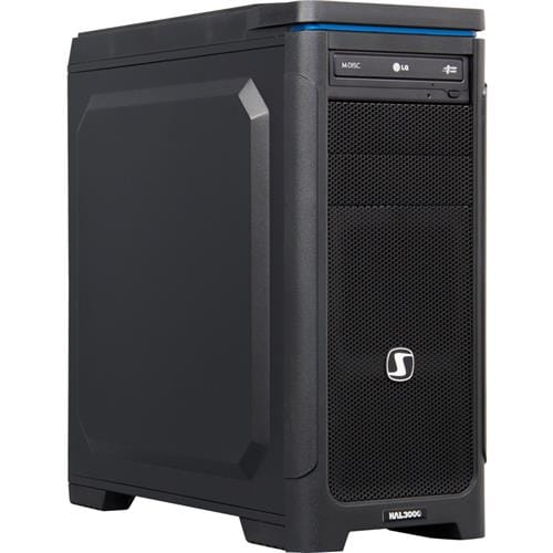 PC HAL3000 Artemis W8 / Intel i3-4170/ 8GB/ GTX950/ 1TB SSHD/ DVD/ W8.1