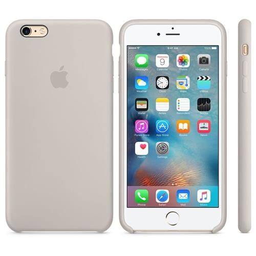 Apple iPhone 6S Plus Silicone Case Stone