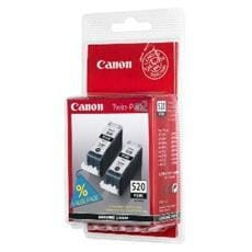 Kazeta CANON PGI-520PGBK TWIN black MP 540/620/630/980, iP 3600/4600