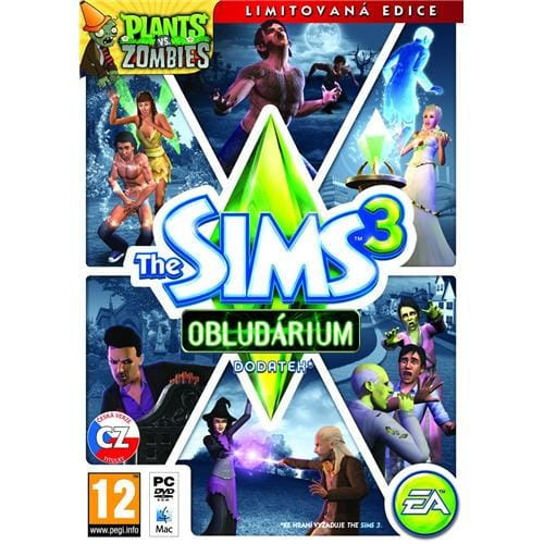 PC hra - The Sims 3 Obludárium