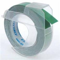 páska DYMO 3D Green Tape (9mm)