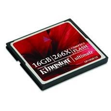 Kingston 16GB CompactFlashUltimate 266x (CF)