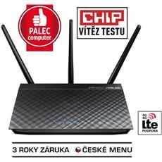 ASUS RT-AC66U Dual-Band WiFi-AC1750 Router