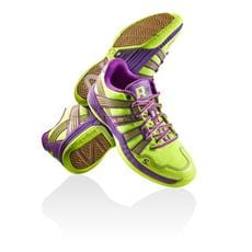 SALMING Race R5 3.0 Safety Yellow/Purple 3,5 UK, 36 EUR