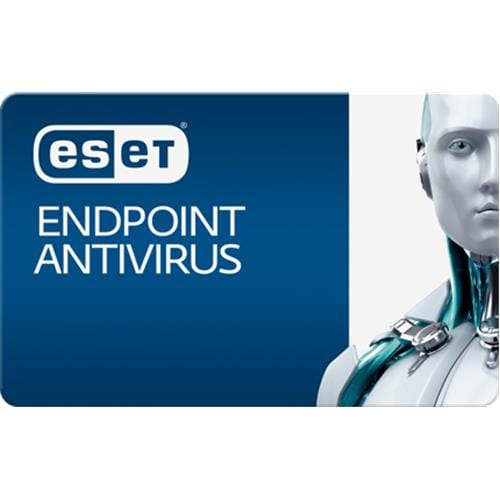 ESET Endpoint Antivirus 26 - 49 PC + 1 ročný update