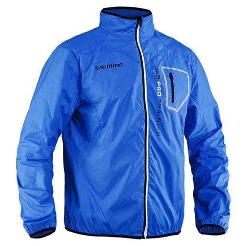 SALMING 365 UltraLite Jacket, Cyan Blue XXL